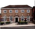 SP6934 : Buckingham Post Office by Julian Osley