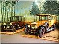 TF6928 : Royal Cars, Sandringham Museum by David Dixon