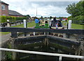 SK3729 : Swarkestone Lock No 5 on the Trent & Mersey Canal by Mat Fascione