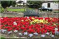 NS5026 : Flower Garden at Mauchline by Billy McCrorie