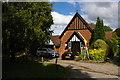 TQ4164 : Former church of St Audrey, Commonside, Keston by Christopher Hilton