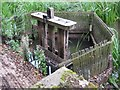 SO8843 : Sluice on Croome River by Philip Halling