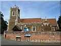 TL1238 : All Saints' Church, Campton by JThomas