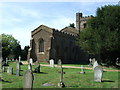 TL0835 : Church of St James the Great, Silsoe by JThomas