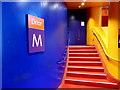 SJ8097 : Door M. The Lyric Theatre, Manchester : Week 34