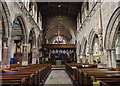 SK5739 : Interior, St Peter's church, Nottingham by Julian P Guffogg