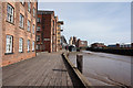 TA1028 : Riverside footpath along the River Hull : Week 35