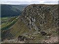 SK1491 : Alport Castles by Stephen Burton