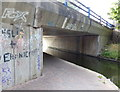 SP1090 : Troutpool Bridge on the Birmingham and Fazeley Canal by Mat Fascione