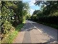 SJ4567 : Wicker Lane near to Vicarscross by David Dixon