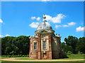 TL0934 : Archer Pavilion by James Wood