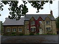 SP4824 : The Old School, Lower Heyford: September 2015 by Basher Eyre