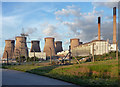 SE4724 : Power station, Ferrybridge by Stephen Richards