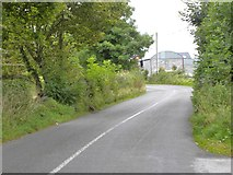R3385 : Country road at Ballyharraghan by Gordon Hatton
