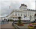 SH7882 : St George's Hotel by Gerald England