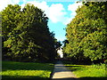 TQ3469 : Parkland in South Norwood by Malc McDonald