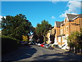 TQ3469 : Maberley Road, Upper Norwood by Malc McDonald