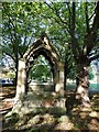 SP0688 : Thomas Rickman's tomb in Hockley, Birmingham by Neil Theasby