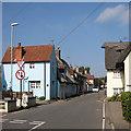 TL4943 : Ickleton: Frogge Street by John Sutton