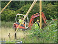 SU4886 : Digging Holes by Bill Nicholls