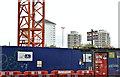 """J3374 : Block """"A"""", University of Ulster site, Belfast (October 2015) by Albert Bridge"""