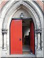 TQ3683 : St Barnabas, Bethnal Green : Week 40