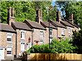 SO7192 : Ebenezer Row in Bridgnorth, Shropshire by Roger  Kidd