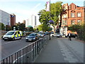 SP0685 : Wrentham Street junction with Bristol Street by Richard Law