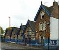 SP0488 : Benson Community School by Alan Murray-Rust