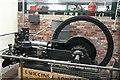 SJ9483 : Anson Engine Museum, Gardner engine by Alan Murray-Rust