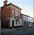 SJ2207 : Grade II listed former Savings Bank, Severn Street, Welshpool by Jaggery