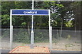 TQ7612 : Crowhurst Station by N Chadwick