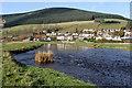NT3536 : The River Tweed at Walkerburn : Week 44
