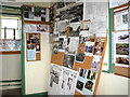 TG2502 : RAF Stoke Holy Cross museum display by Evelyn Simak