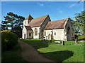 TL4137 : Little Chishill church by Robin Webster