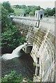 NX7054 : Tongland Dam by Richard Sutcliffe
