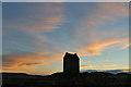 NT6334 : Smailholm Tower at sunset : Week 47
