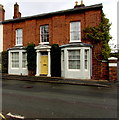 SJ8104 : Grade II listed number 70 High Street, Albrighton by Jaggery