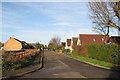 TL3558 : Highfields Caldecote: Bosserts Way by John Sutton