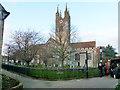 TR0142 : Ashford church : Week 48
