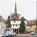 "TL6130 : ""Guildhall"" in December, Thaxted (listed building) : Week 49"