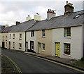 SO2118 : Grade II listed number 33 Bridge Street, Crickhowell by Jaggery