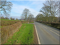 SK2571 : Bakewell Road by Trevor Rickard