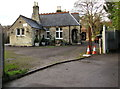 SO8400 : Grade II Listed Nailsworth Railway Station House by Jaggery
