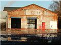 SP1082 : Derelict building, Shaftmoor Lane by Stephen McKay