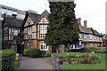 SP0481 : Cadbury works No.1 Lodge, Bournville Lane, Bournville by Jo Turner