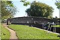 SU4566 : Enborne Bridge by N Chadwick