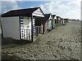 SZ7698 : Beach Huts behind West Wittering beach : Week 6