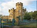 SK2570 : Castle Lodge by Trevor Rickard