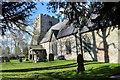 SO4635 : St Andrew, Allensmore by Philip Pankhurst